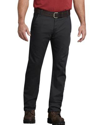 Dickies DP802 Men's FLEX Regular Fit Straight Leg  STONEWASH BLK _30