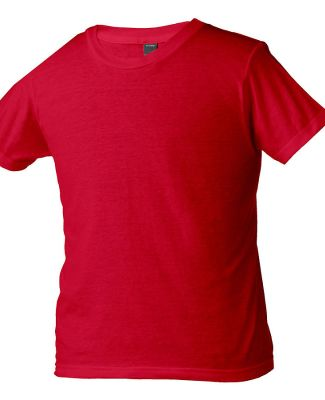 Tultex 295 - Youth Heavyweight Tee Red