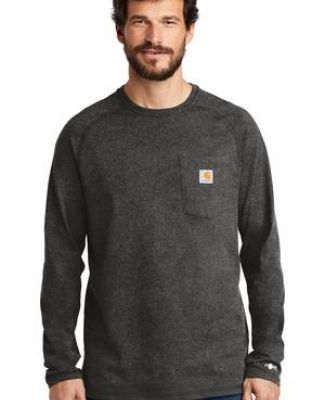 CARHARTT 100393 Carhartt Force  Cotton Delmont Long Sleeve T-Shirt Catalog