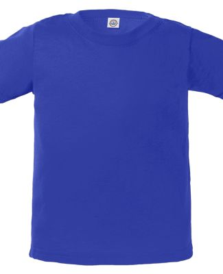 Delta Apparel 11000   Infant SS Tee ROYAL