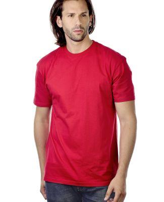 Cotton Heritage MC1082 Red