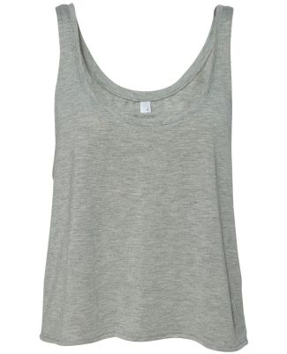 Bella + Canvas 8880 Women's Flowy Boxy Tank ATHLETIC HEATHER