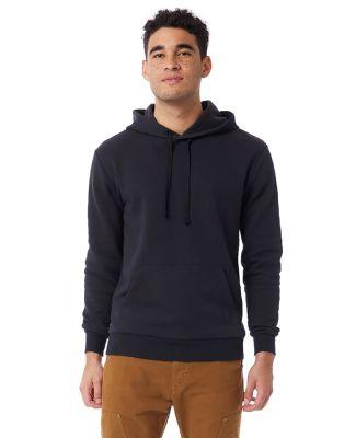 Alternative Apparel 8804PF Adult Eco Cozy Fleece H BLACK