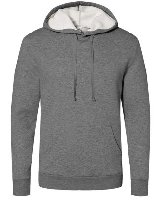 Alternative Apparel 8804PF Adult Eco Cozy Fleece H DARK HEATHR GREY
