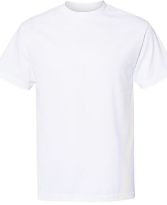 1301 Alstyle Adult Cotton Tee White