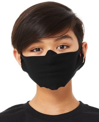 Bella + Canvas SC323Y Youth Lightweight Fabric Face Mask Catalog