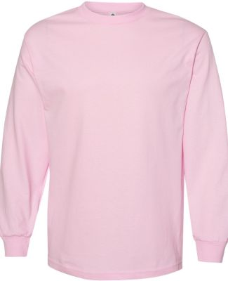 Alstyle 1304 Adult Long Sleeve Tee Pink
