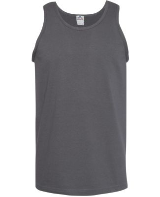 Alstyle 1307 Adult Tank Top Charcoal