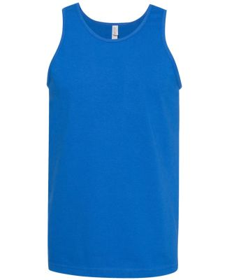 Alstyle 1307 Adult Tank Top Royal