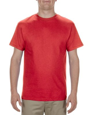 1901 ALSTYLE Adult Short Sleeve Tee Red
