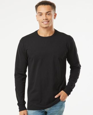 Next Level Apparel 1801 Unisex Ideal Heavyweight Long-Sleeve T-Shirt Catalog