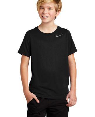 Nike 840178  Youth Legend Tee Black