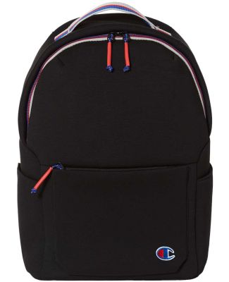 Champion Clothing CS1009 Laptop Backpack Heather Black