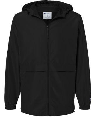 Champion Clothing CO125 Anorak Jacket Black