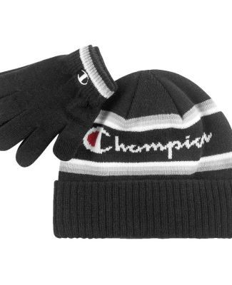 Champion Clothing CM50290 Limited Edition Youth Sc Black