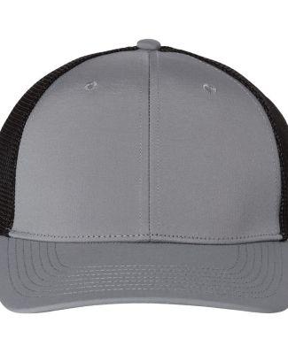 Adidas Golf Clothing A627P Poly Trucker Cap Grey/ Black