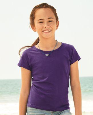 3362 ALSTYLE Girl Sheer Jersey Full Length T Catalog