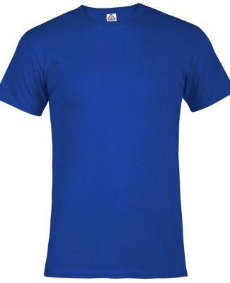 Delta Apparel 11730   Adult S/S Tee CALI BLUE