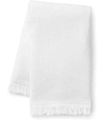Fringed HandTowel White