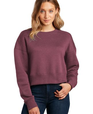 District Clothing DT1105 District    Women's Perfe He Loganberry