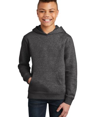 District Clothing DT6100Y District   Youth V.I.T.  Hthrd Charcoal