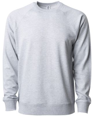 Independent Trading Co. SS1000C Icon Unisex Lightw Athletic Heather