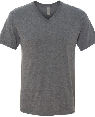 Next Level 6040 Men's Tri-Blend V PREMIUM HEATHER