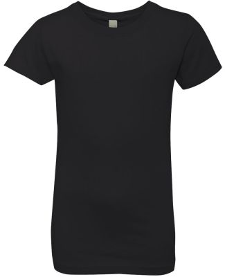 Next Level 3710 The Princess Tee BLACK