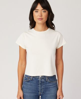 Cotton Heritage OW1086 High-Waisted Crop Tee Catalog