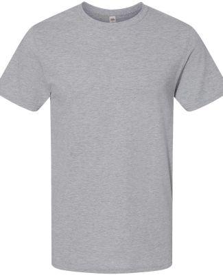 Fruit of the Loom IC47MR Unisex Iconic T-Shirt Athletic Heather