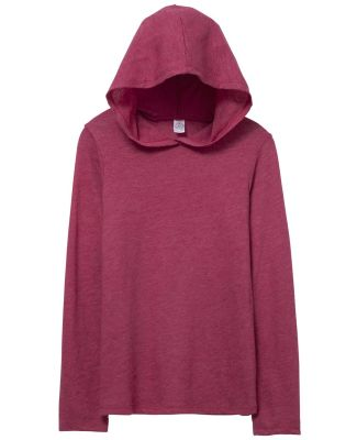Alternative Apparel K5123 Youth Vintage Pullover H Vintage Pink