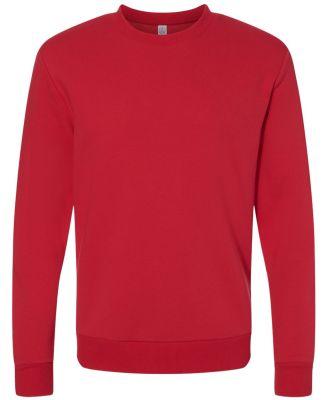 Alternative Apparel 8800PF Eco-Cozy Fleece Sweatsh Apple Red