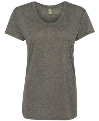 Alternative Apparel AA2620 Ladies Kimber T-Shirt Ash Heather