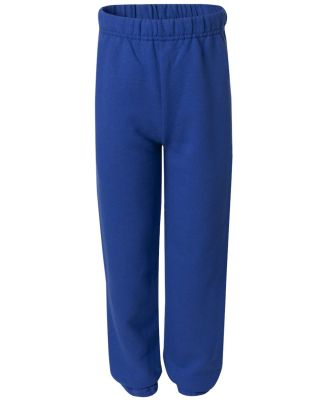 973B Jerzees Youth 8 oz. NuBlend® 50/50 Sweatpant Royal