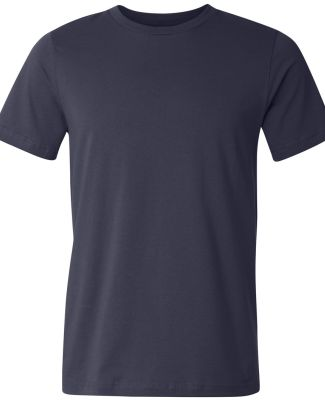CANVAS 3001U Unisex USA Made T-Shirt NAVY