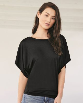 BELLA 8821 Womens Flowy Dolman Top Catalog
