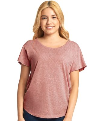 Next Level 6760 Tri-Blend Dolman Catalog