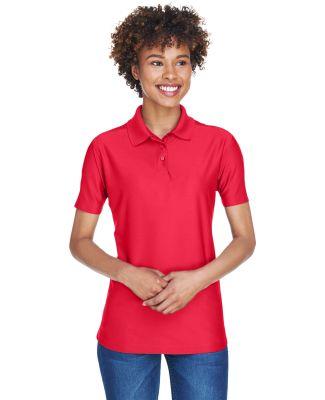 8414 UltraClub® Ladies' Cool & Dry Elite Performa RED
