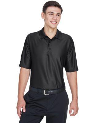 8415 UltraClub® Men's Cool & Dry Elite Performanc BLACK