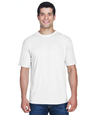 8420 UltraClub Men's Cool & Dry Sport Performance  WHITE