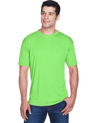 8420 UltraClub Men's Cool & Dry Sport Performance  LIME