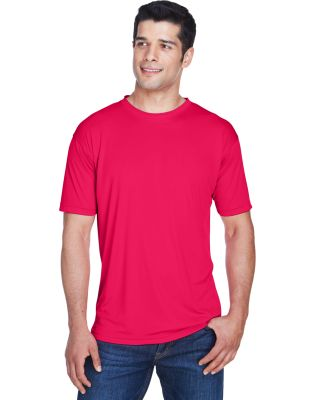 8420 UltraClub Men's Cool & Dry Sport Performance  RED