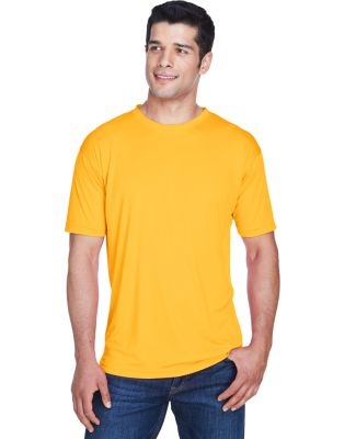 8420 UltraClub Men's Cool & Dry Sport Performance  GOLD