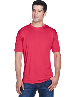 8420 UltraClub Men's Cool & Dry Sport Performance  CARDINAL
