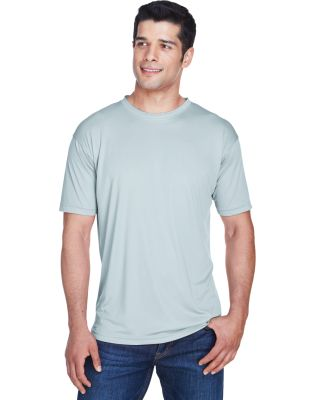 8420 UltraClub Men's Cool & Dry Sport Performance  GREY