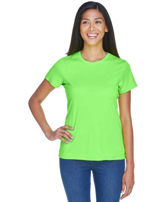 8420L UltraClub Ladies' Cool & Dry Sport Performan LIME
