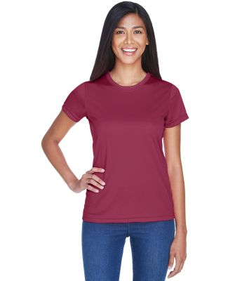 8420L UltraClub Ladies' Cool & Dry Sport Performan MAROON
