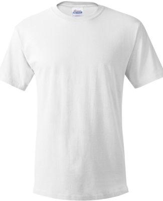 5280 Hanes® ComfortSoft™ Heavyweight T-shirt White