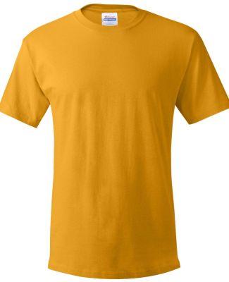 5280 Hanes® ComfortSoft™ Heavyweight T-shirt Gold