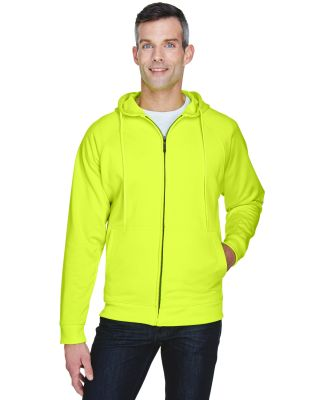 8463 UltraClub® Adult Rugged Wear Thermal-Lined F LIME